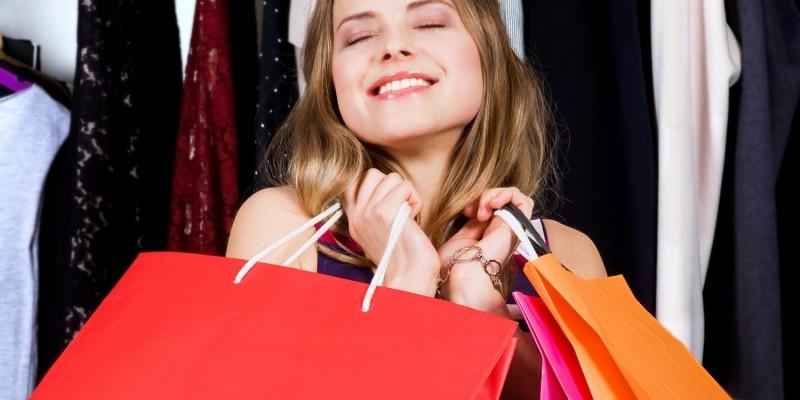 Klamottenkauf in Boutiquen